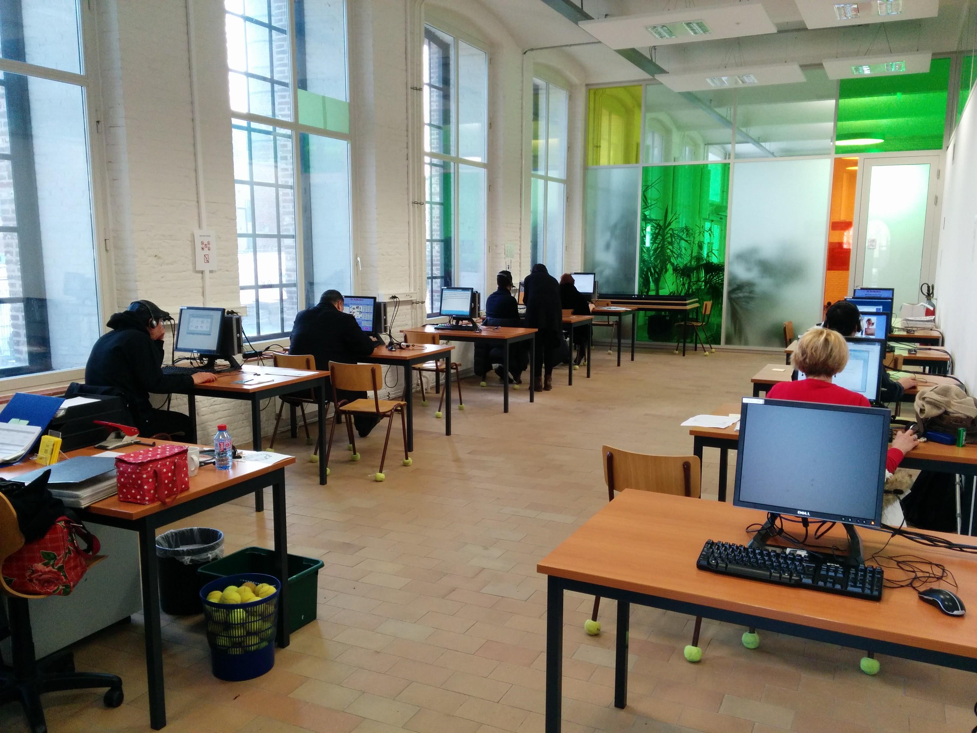 Welkom in ons open leercentrum