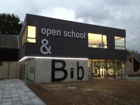 gebouw open school haacht