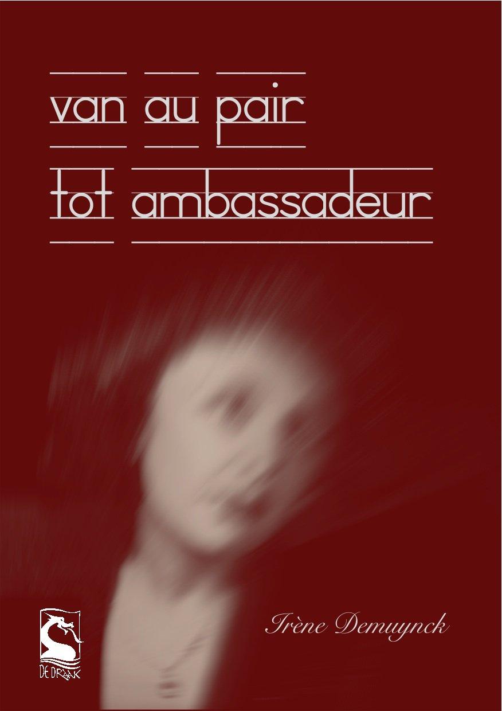 Cover van het boek met foto van Irene