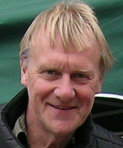 Pol Goossen alias 'Frank uit Thuis'.